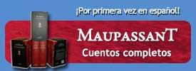 Cuentos completos de Maupassant
